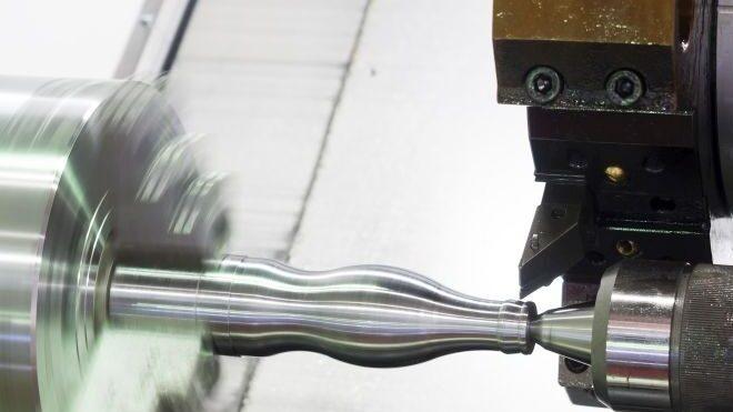 Виготовлення валів з нержавіючої сталі